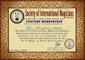 Society Of Internatinal Magicians in Kuwait