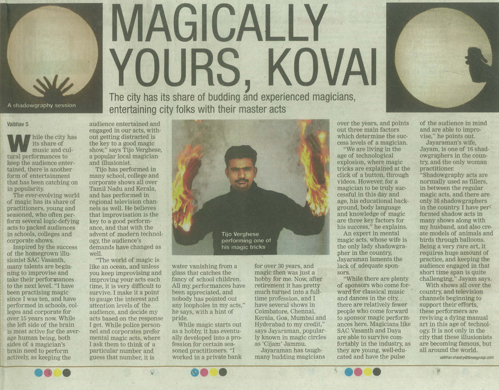 Black Magicians In Coimbatore